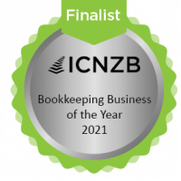 Bookkeeping Business of the year finalist